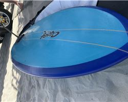 "Hawaiian Tim Carroll 5' 0"" foiling prone/surf foilboard"