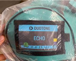 Duotone Echo Cc2 (Blue/Yellow) 3.3 metre foiling wind wing