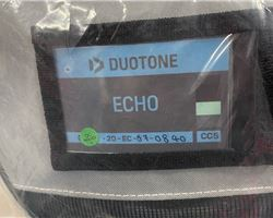 Duotone Echo Cc5 (Dark Grey/Mint) 7 metre foiling wind wing