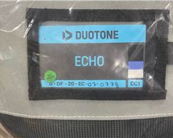 Duotone Echo Cc1 (Blue/Grey) 7 metre foiling wind wing
