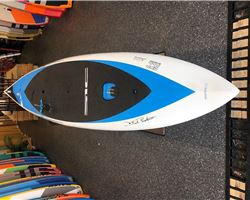 "SIC F16 27.25 inches 16' 0"" stand up paddle racing & downwind board"