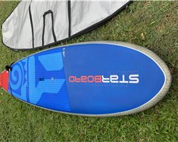 "Starboard Whopper Jnr Starlite 33 inches 9' 5"" stand up paddle wave & cruising board"
