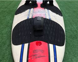 F2 Ride 116 litre 279 cm windsurfing board