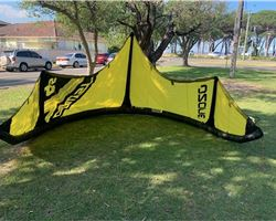 Ozone Catalyst V2 9.5 metre kiteboarding kite