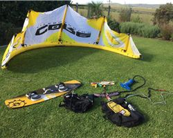 Core Gt 10.5 metre kiteboarding kite