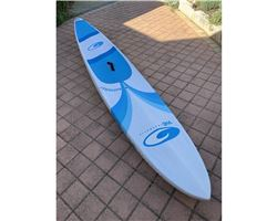 "Yob Australia Bathurst 26 inches 14' 0"" stand up paddle racing & downwind board"
