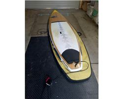 "Naish Hokua 28 inches 8' 5"" stand up paddle wave & cruising board"
