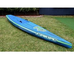 "Starboard Allstar 28 inches 14' 0"" stand up paddle racing & downwind board"
