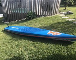 "Starboard Sprint 26 inches 12' 6"" stand up paddle racing & downwind board"
