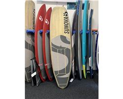 "Sunova Speeed Xxx 27 inches 8' 2"" stand up paddle wave & cruising board"