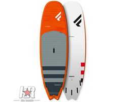 "Fanatic Stubby 8' 3"" stand up paddle wave & cruising board"