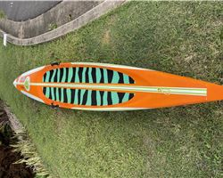 "Walk On Water Rdo 14' 0"" stand up paddle racing & downwind board"