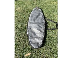 "Ocean And Earth Board Bag 6' Compact Day Cover 6' 0"" surfing shortboards (under 7')"
