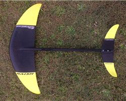 Naish Jet 1650 cm foiling components (wings,masts,etc)