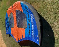 Naish S25 5.3 metre foiling wind wing