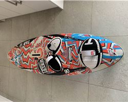 Tabou Freestyle 90 litre windsurfing board