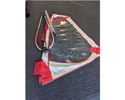Fanatic Ripper 1.5 metre windsurfing sail