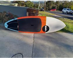 "SMIK Spitfire 29.5 inches 8' 3"" stand up paddle wave & cruising board"