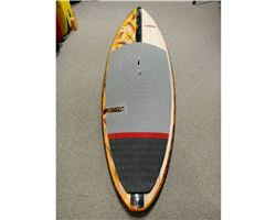 "Sunova Flash Pro Xxx 8' 9"" stand up paddle wave & cruising board"
