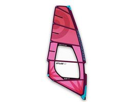 Neil Pryde Atlas Hd 4.6 metre windsurfing sail