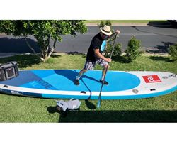 "RedPaddleCo Ride Xl 60 inches 17' 0"" stand up paddle wave & cruising board"