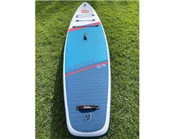 "RedPaddleCo Sport 11' 0"" stand up paddle wave & cruising board"