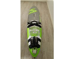 Simmer Style Speed Demon windsurfing board