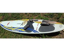 Naish  84 litre 235 cm windsurfing board