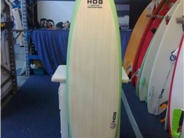 Hog Custom Swallow Tail - 6' 2""