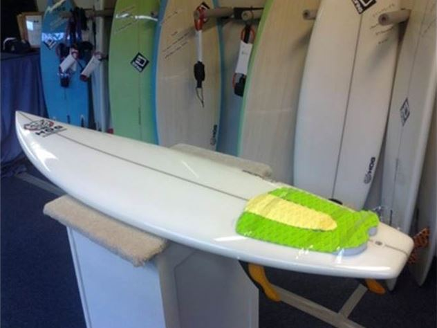 Hog Custom Square Tail - 5' 10""