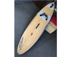 Stone Surf Quad 76 litre 232 cm windsurfing board