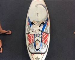 Fanatic New Wave 74 litre 242 cm windsurfing board