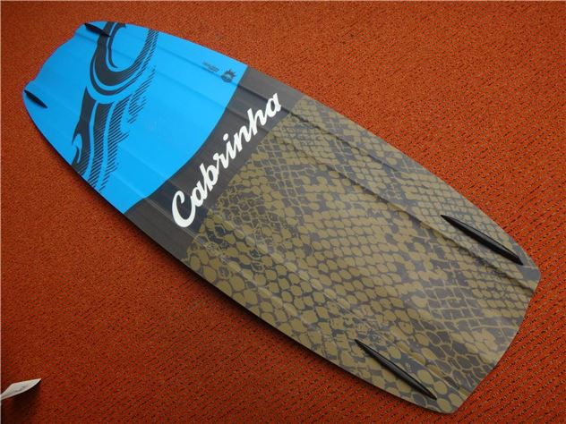2016 Cabrinha Cbl 136 Deck Only - 136 cm