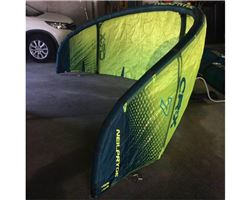 Neil Pryde Cr:X 7 metre kiteboarding kite