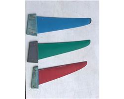 Vector Fins Carbon windsurfing accessorie