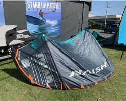 Naish Triad kiteboarding kite