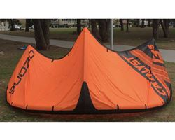 Ozone Catalyst V2 13.5 metre kiteboarding kite