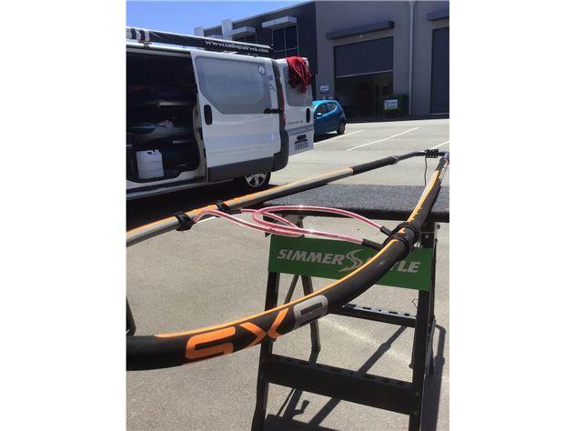 Simmer Style Sx8 Slalom Boom 180-230 windsurfing accessorie