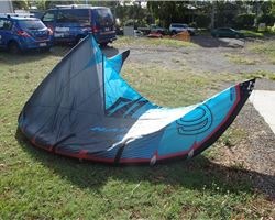 Naish Boxer 9 metre kiteboarding kite
