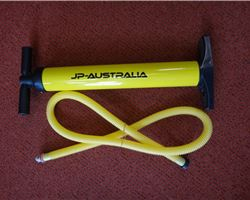 JP Australia Inflatable Sup Pump Yellow stand up paddle paddles & accessorie