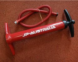 JP Australia Inflatable Sup Pump Red stand up paddle paddles & accessorie