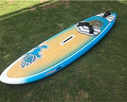 Starboard 86 Nuevo And Windsurfing Gear 225 cm windsurfing board