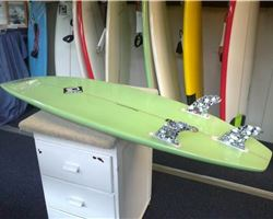 "Hog Custom D-Tail 5' 10"" surfing shortboards (under 7')"