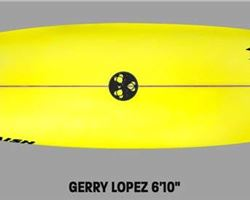 "Naish Gerry Lopez Performance 6' 10"" surfing shop special"