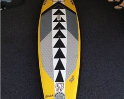 "Naish N1sco 12'6 29 inches 12' 6"" stand up paddle racing & downwind board"