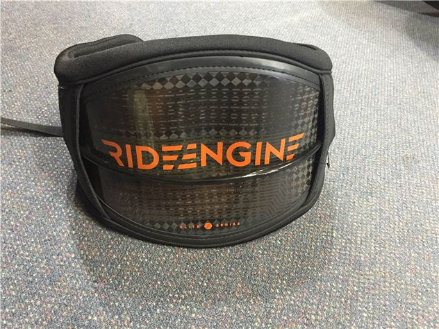 2017  Ride Engine Elite Harness Carbon