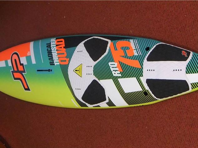 2017 JP Australia Radical Wave Quad 75 2017