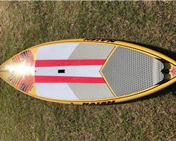 "Naish Hokua 27.5 inches 8' 3"" stand up paddle racing & downwind board"