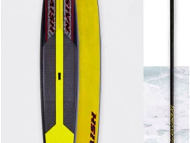 "2016 Naish Javelin - 14' 0"", 24 inches"