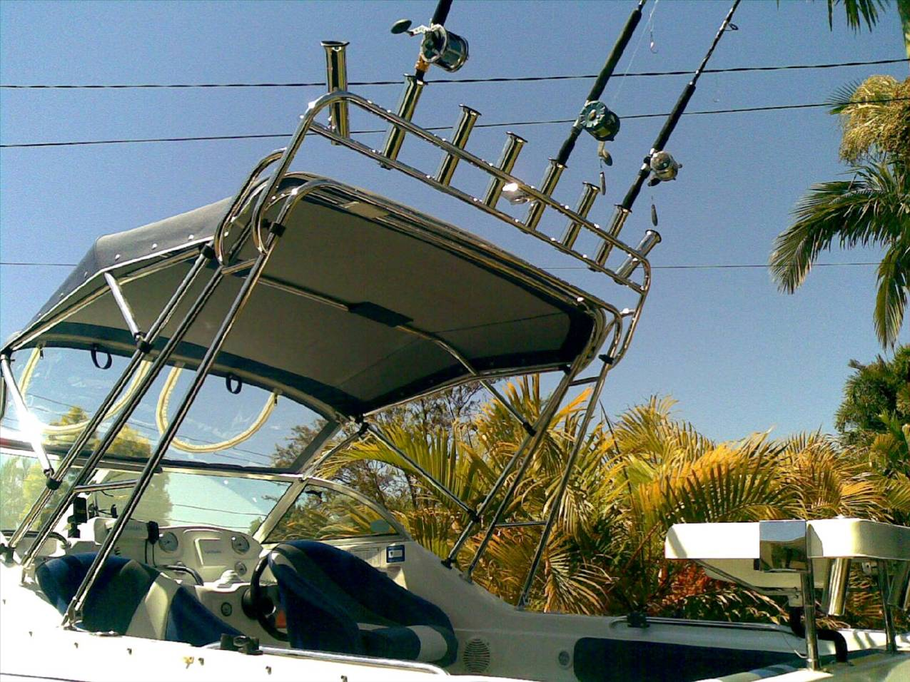 New Rocket Launchers By Greens Marine Stainless Photo